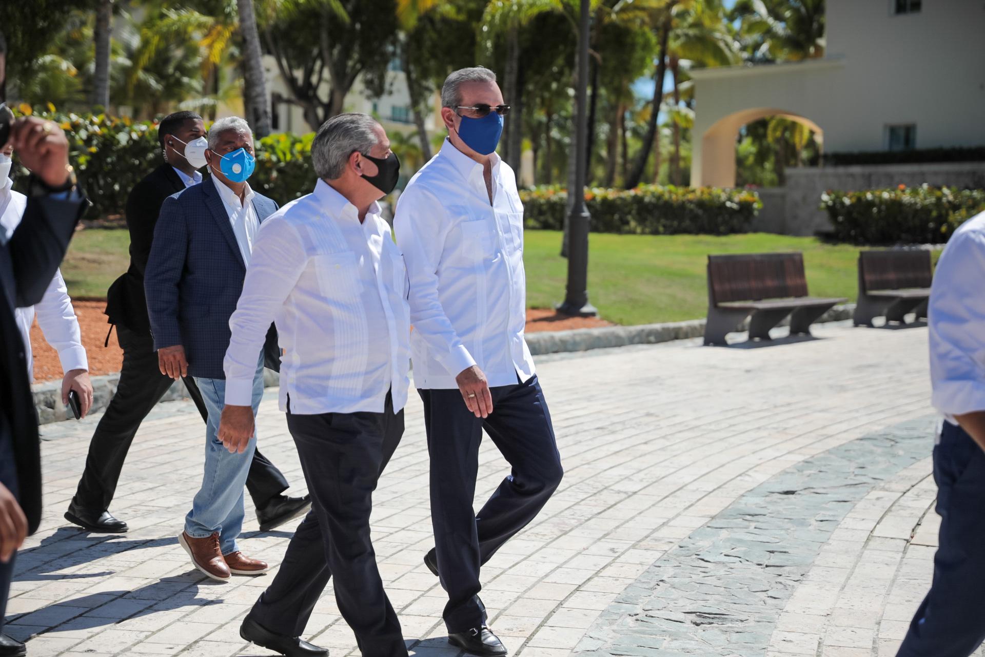 Presidente Abinader destaca Cap Cana como destino marca-país