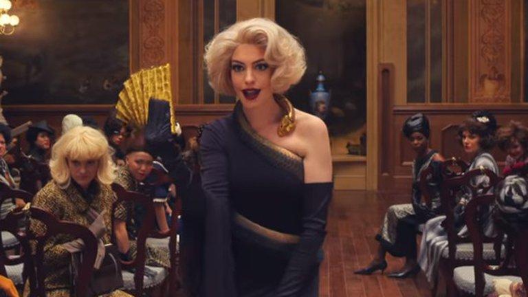 """Bella y siniestra: así luce Anne Hathaway en el primer tráiler de """"The Witches"""""""