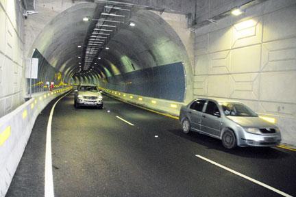 MOPC cerrará desde este viernes túneles para trabajos de mantenimiento