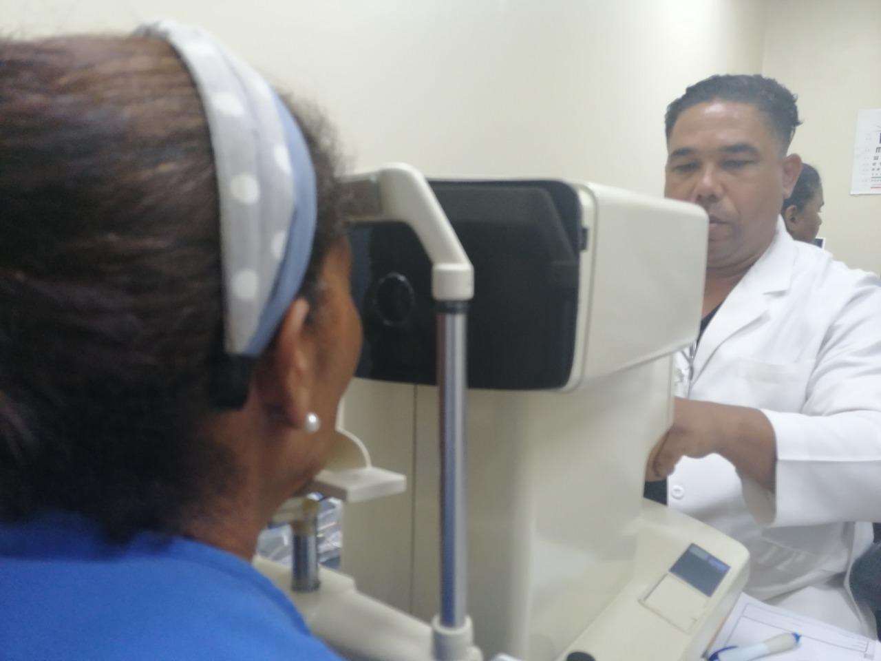 Moscoso Puello realizará jornada de prevención de la ceguera