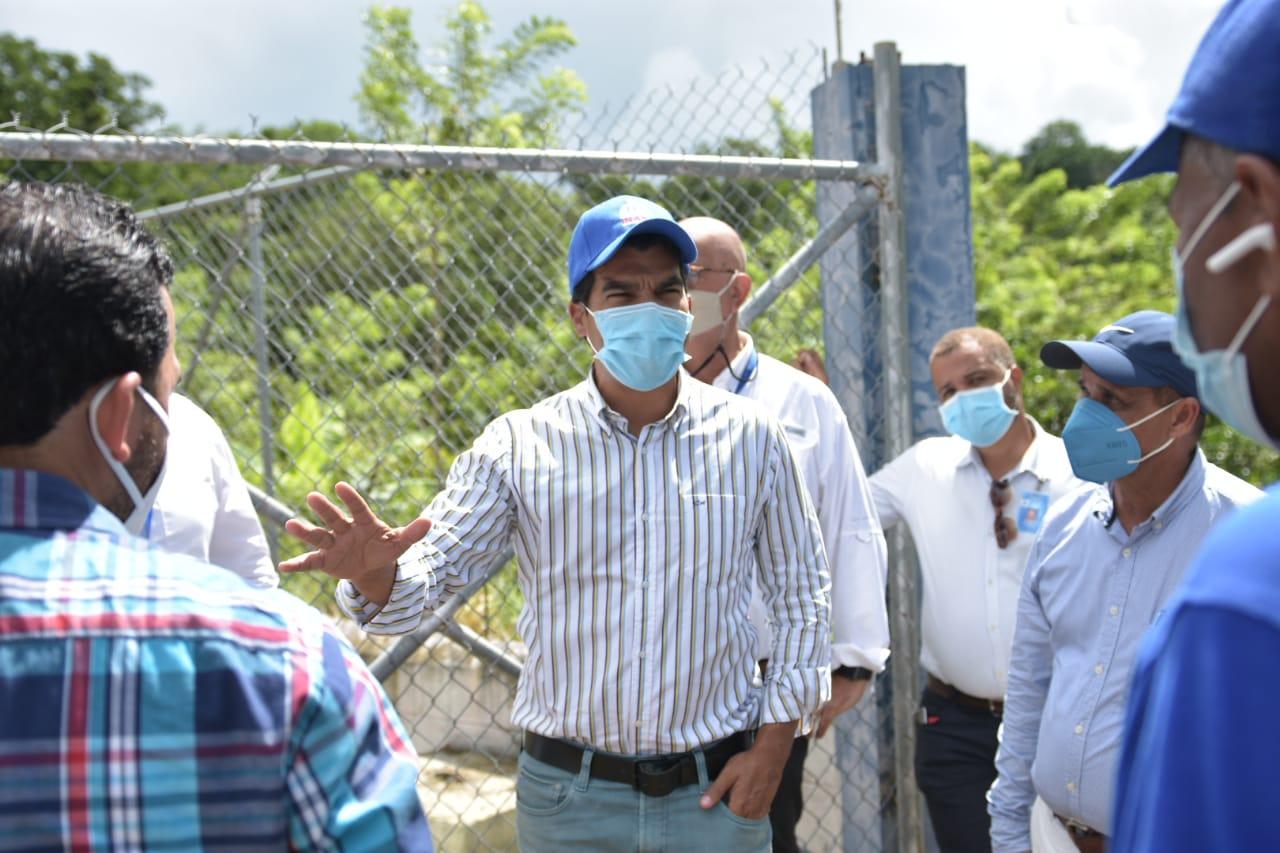 Inapa ampliará acueductos para optimizar servicio en Hermanas Mirabal