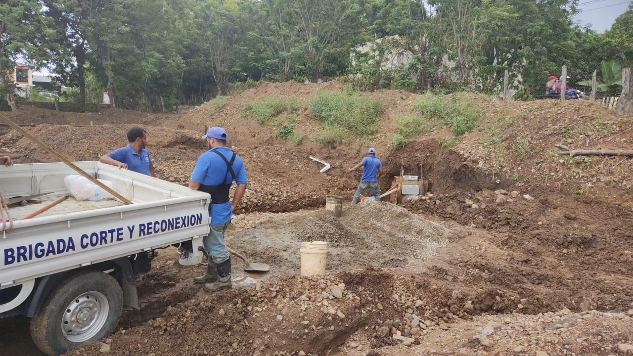 Corregir avería que tiene sin agua a Jarabacoa tomaría más de 72 horas