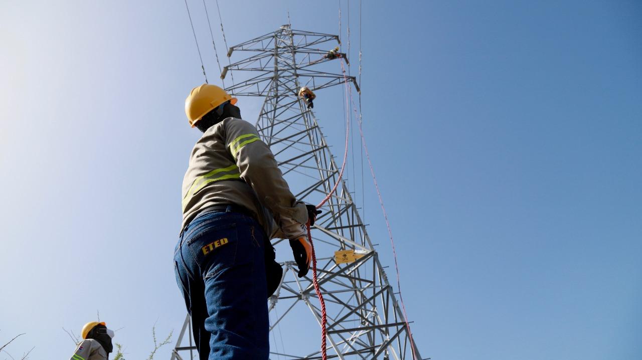 ETED realizará mantenimiento en comunidades de la zona Norte y Sur