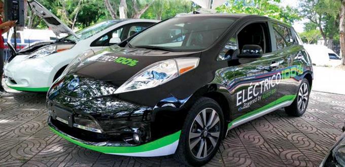 Transportistas afirman empresarios favorecen movilidad eléctrica en RD
