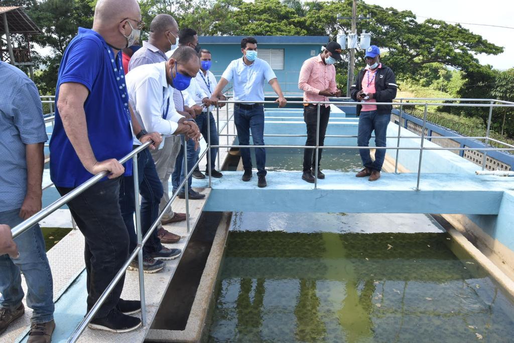 Video|INAPA interviene  acueducto de Sabana de la Mar