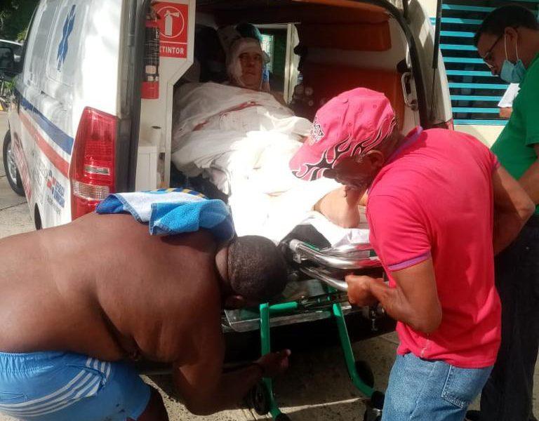 Video | Se registra accidente de lancha en Montecristi ; Juanchy Sánchez gravemente herido