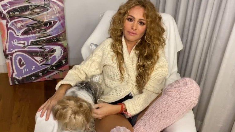 """La verdad de Paulina Rubio detrás de aquel desastroso video en Instagram: """"Fue uno de los peores días de mi vida"""""""
