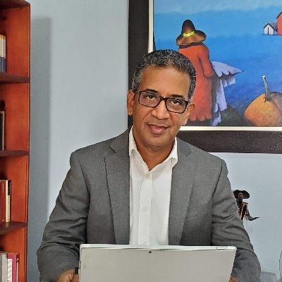 Comentarista Javier Cabreja  designado Coordinador de Comunicaciones del Poder Judicial