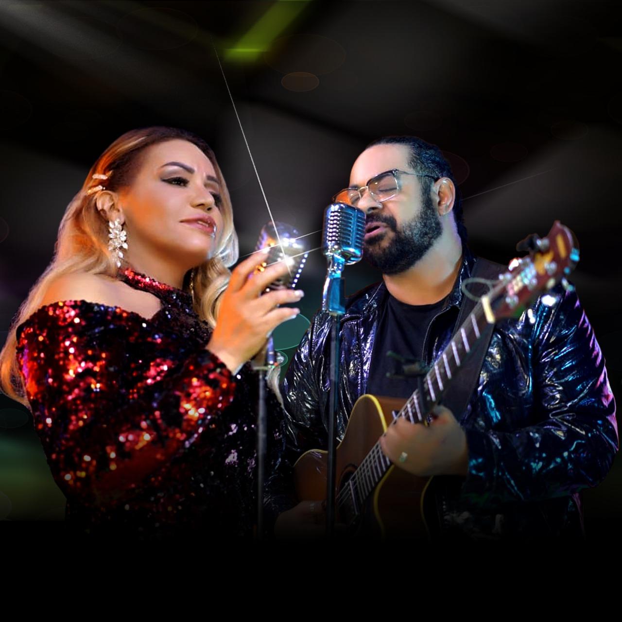 """Ámbar La Nieta y Luis Vargas lanzan """"De ti yo Quiero un Chin"""""""