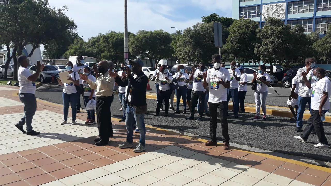 Video | El Corrup-Tour de FALPO inició con plantón en la Procuraduría
