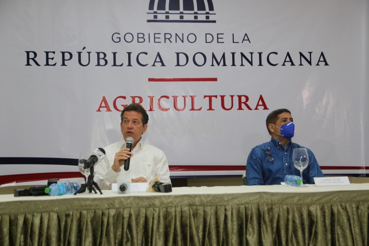 Gobierno pide a la población mantener la calma, garantiza seguridad alimentaria