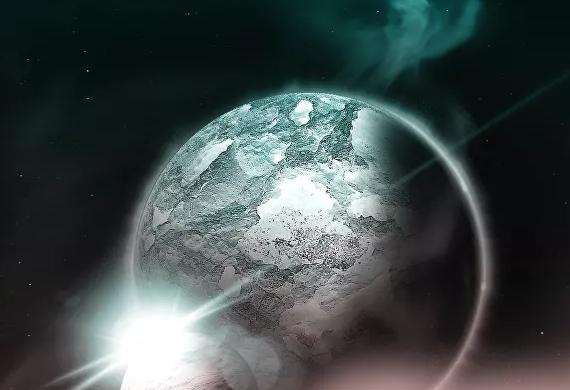 Cómo la NASA descubrió una señal de vida en Venus y ni se enteró
