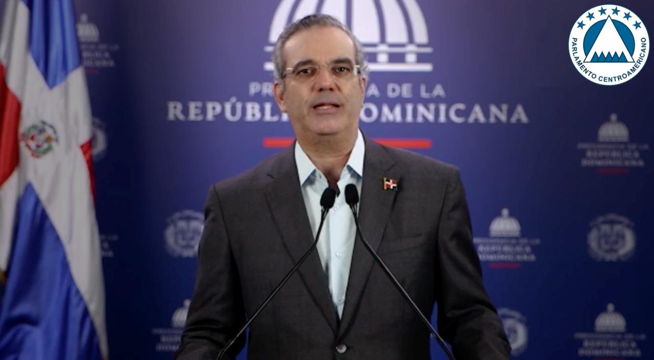 Presidente Luis Abinader se dirigirá al país este próximo lunes