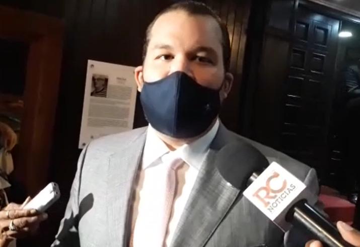 Video | Jorge Villegas asegura diferencias por proyecto de ley de presupuesto no dividirán el partido