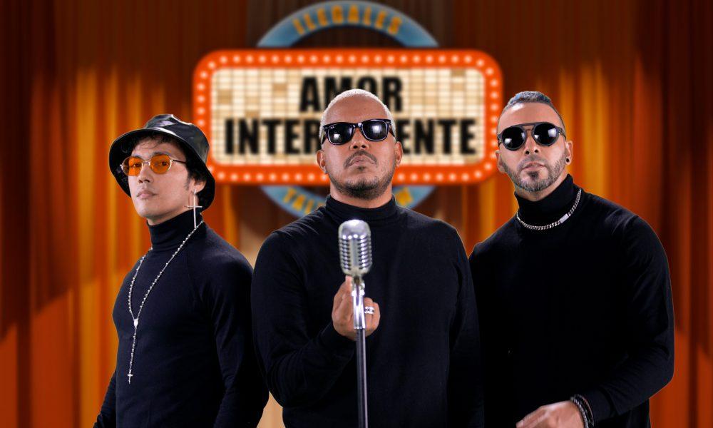 """""""Amor intermitente"""" de ILEGALES estrena este viernes"""