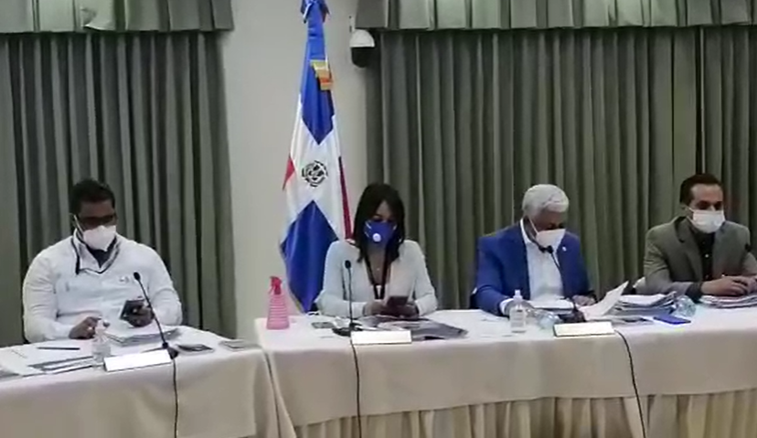 Video | Concluyen entrevistas a los aspirantes a la JCE