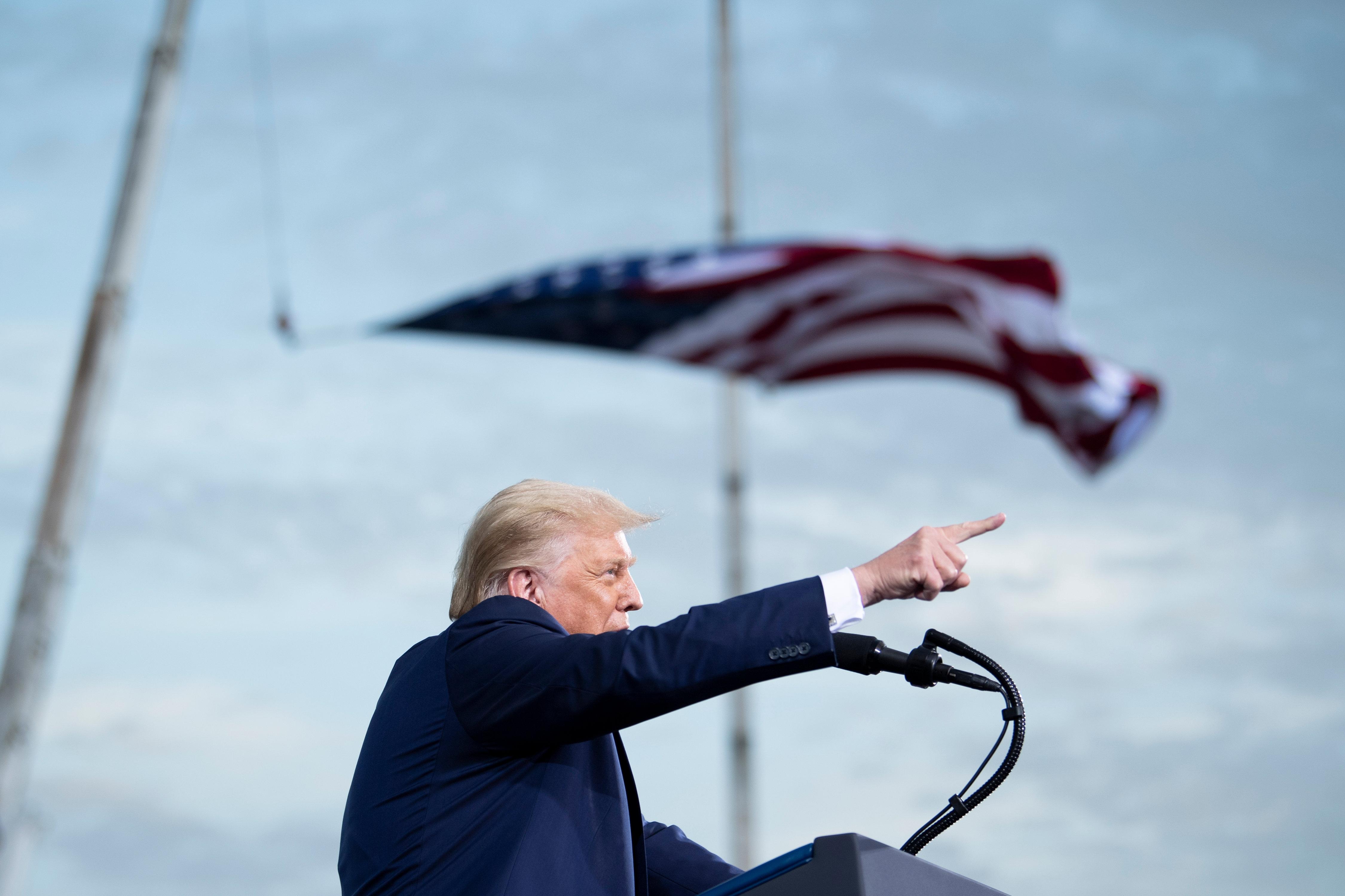 ¿Podrá Trump seguir cuestionando el resultado de la elección? Posibles escenarios