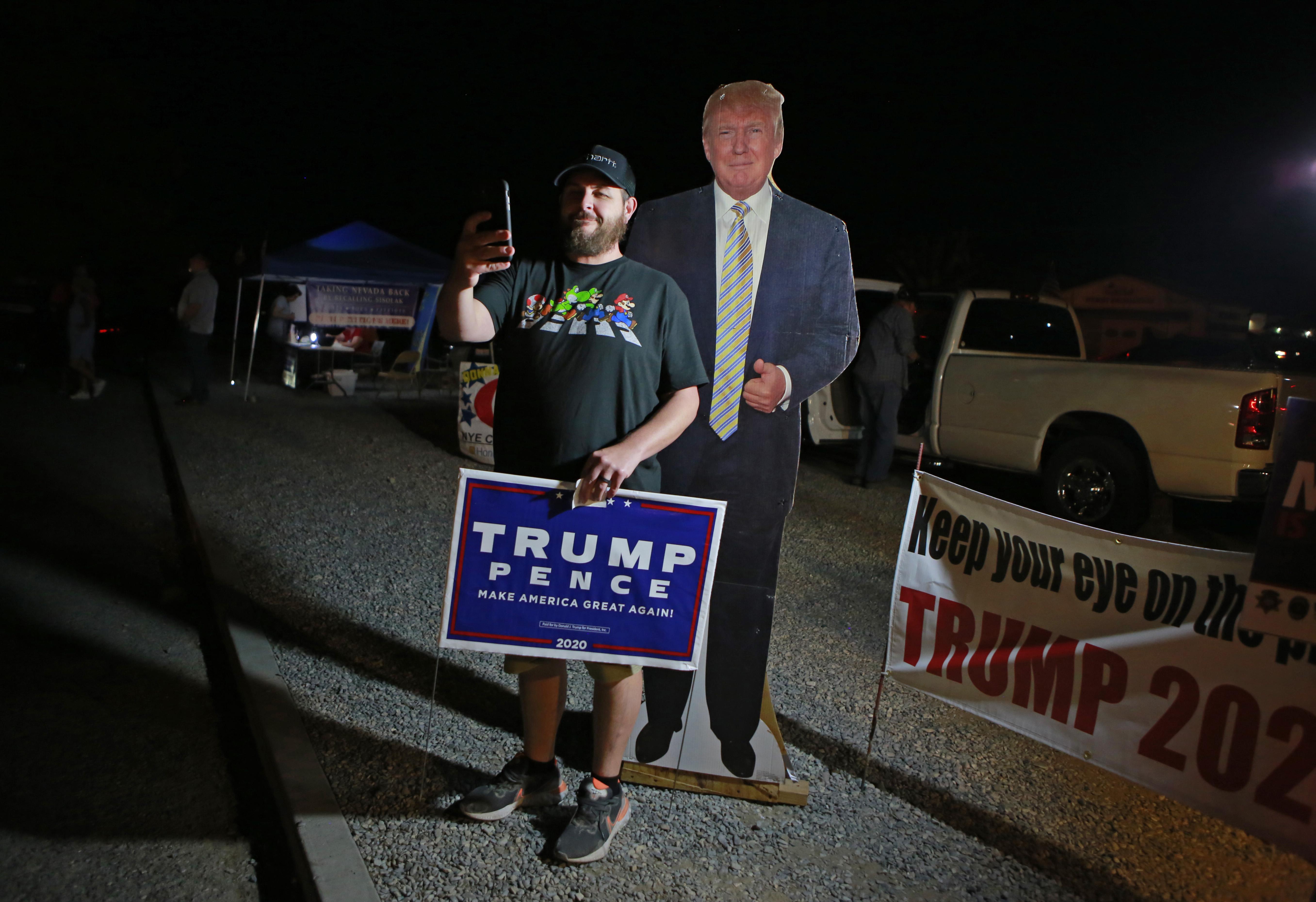 Trump gana Carolina del Sur (medios de EEUU)
