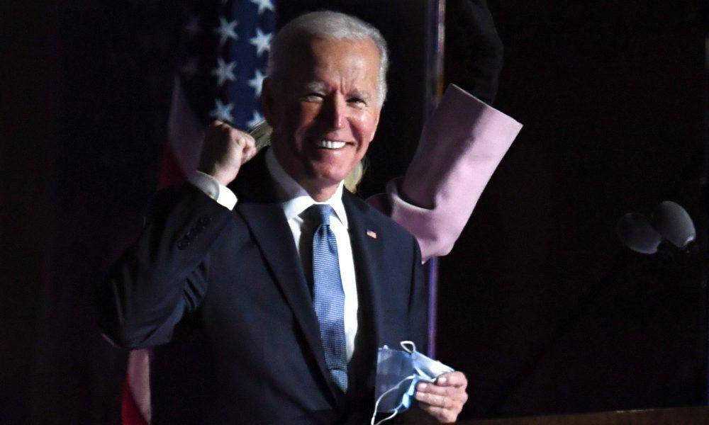 Principales momentos de la investidura de Joe Biden