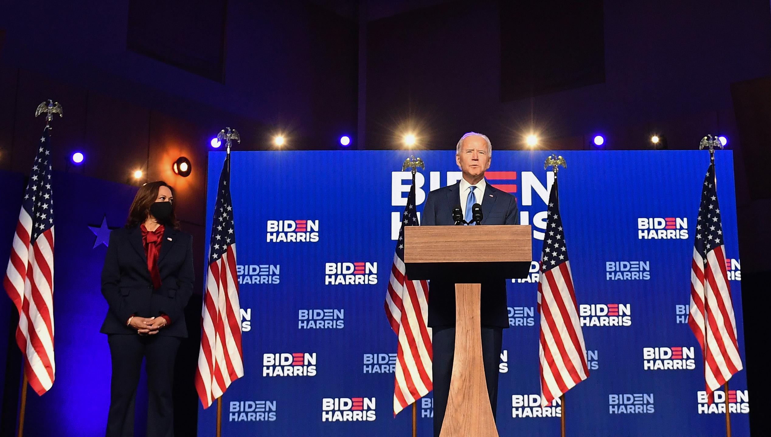 La ocupada agenda que tendrá Biden en sus primeros 100 días de gobierno