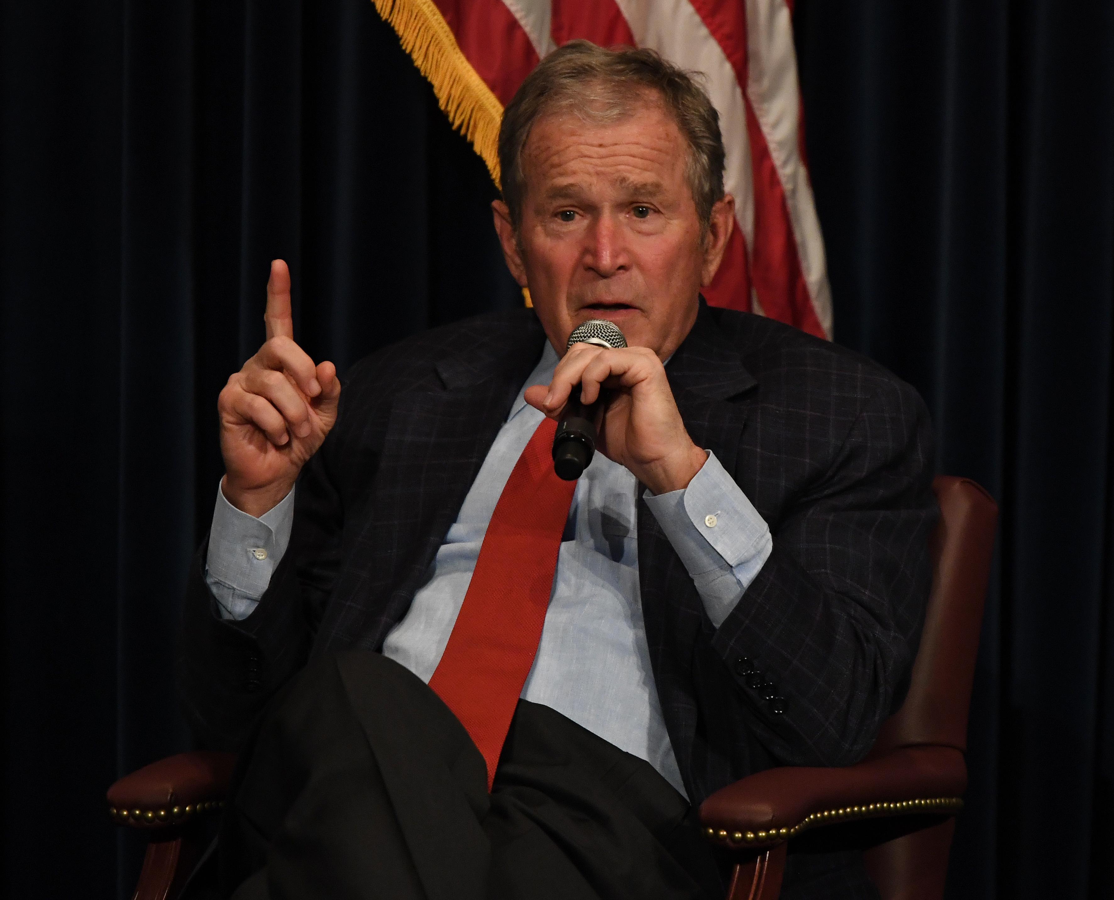 Expresidente George W. Bush felicita a Biden por su victoria