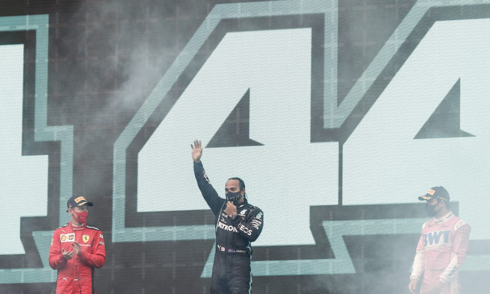 Lewis Hamilton iguala al legendario Michael Schumacher