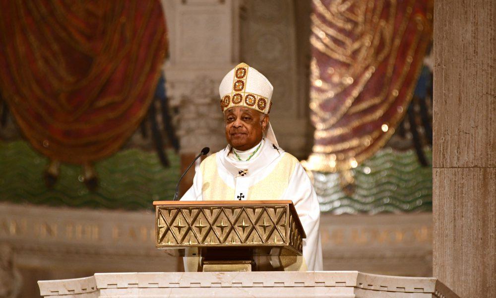 El primer cardenal estadounidense negro, a punto de hacer historia