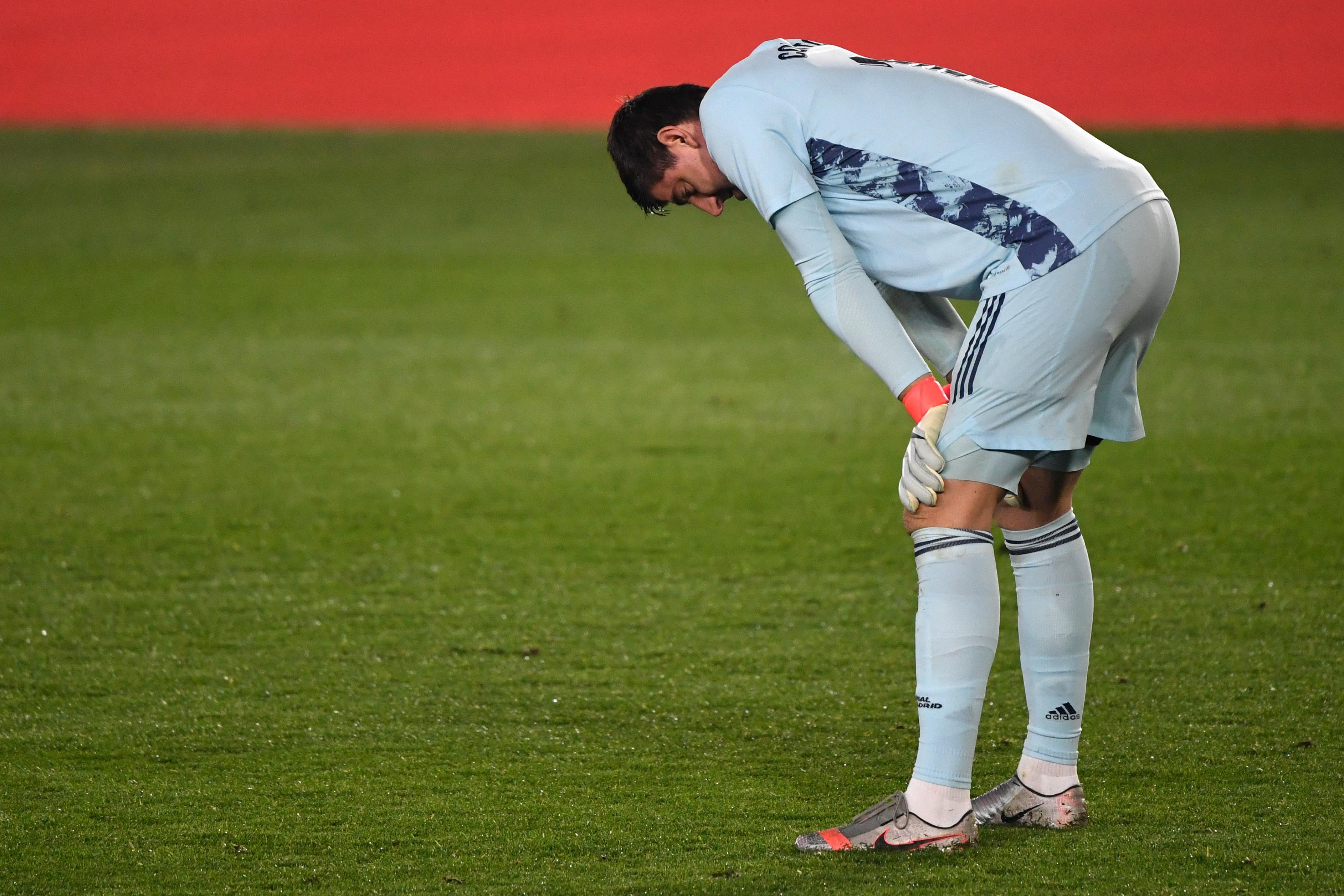 Real Madrid se complica en Liga al caer en casa con el Alavés