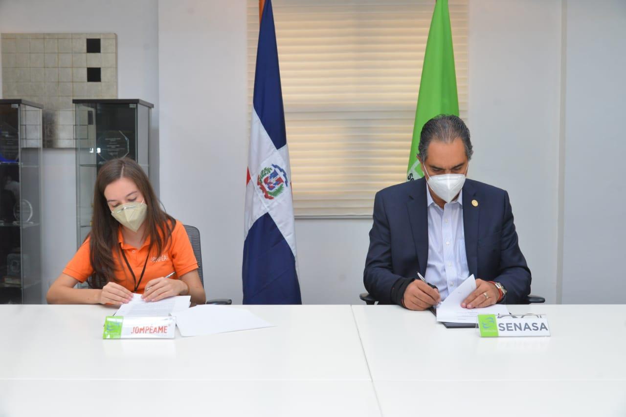 SeNaSa se une a Jompéame para brindar garantía en salud a personas impactadas por la fundación