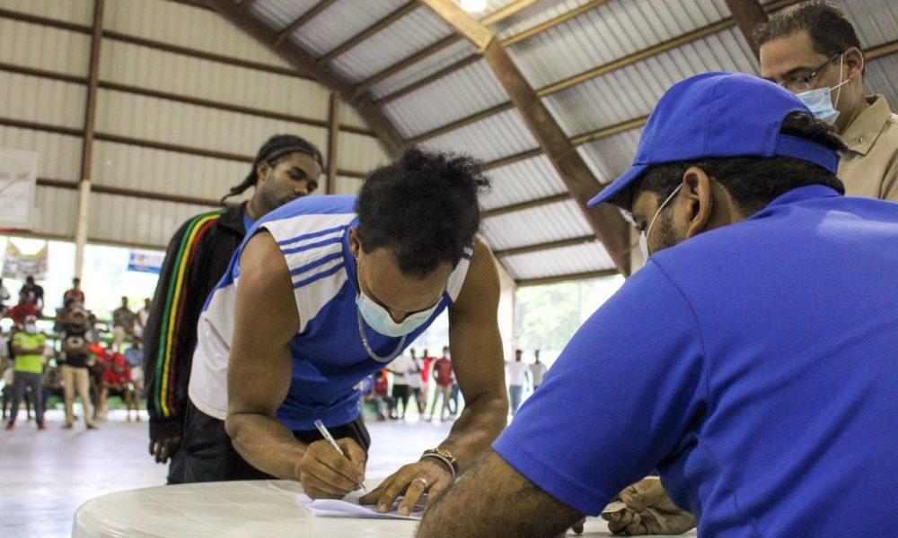 Inician proceso de carnetización de pescadores en Samaná