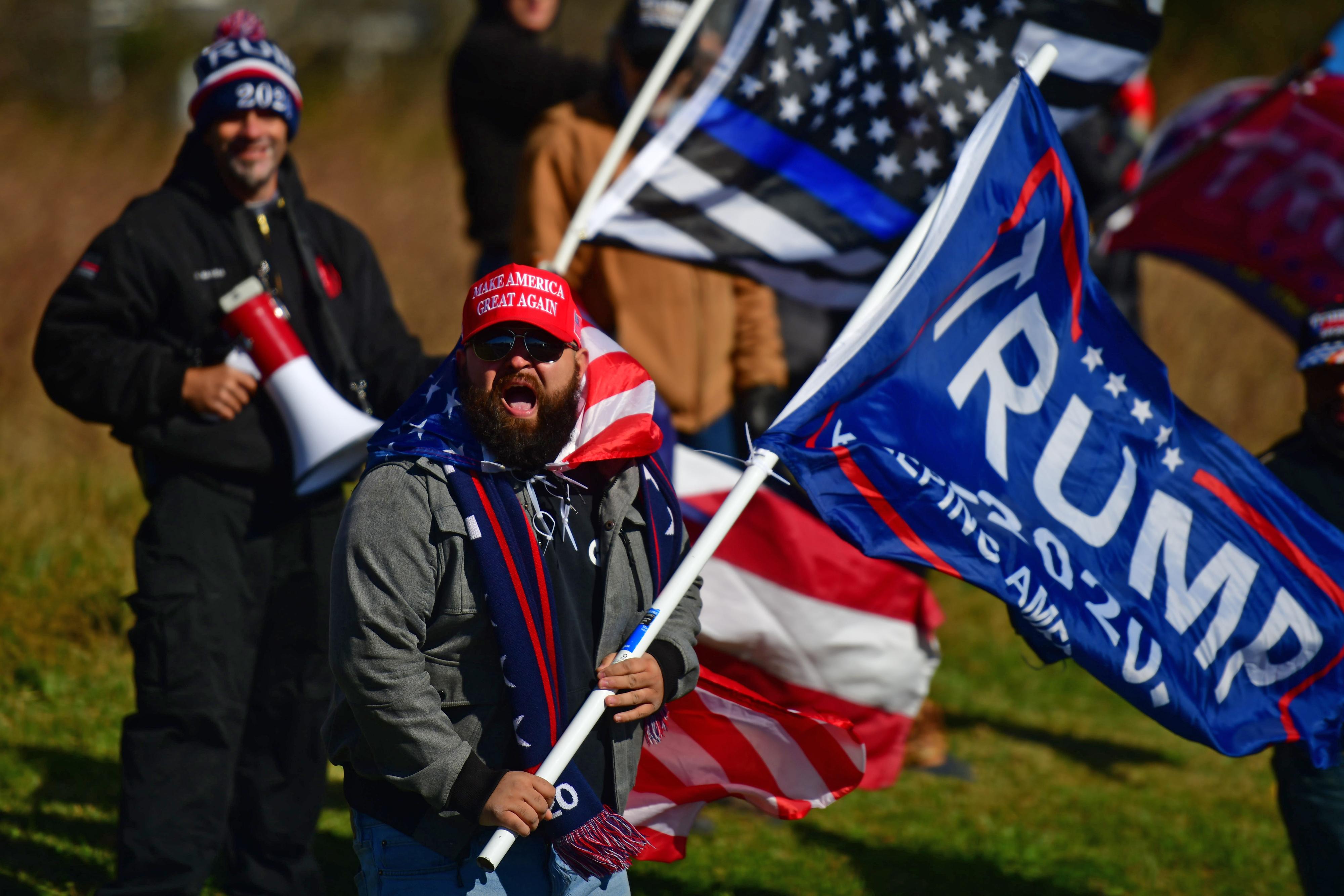 Trump gana en Idaho, según medios de EEUU