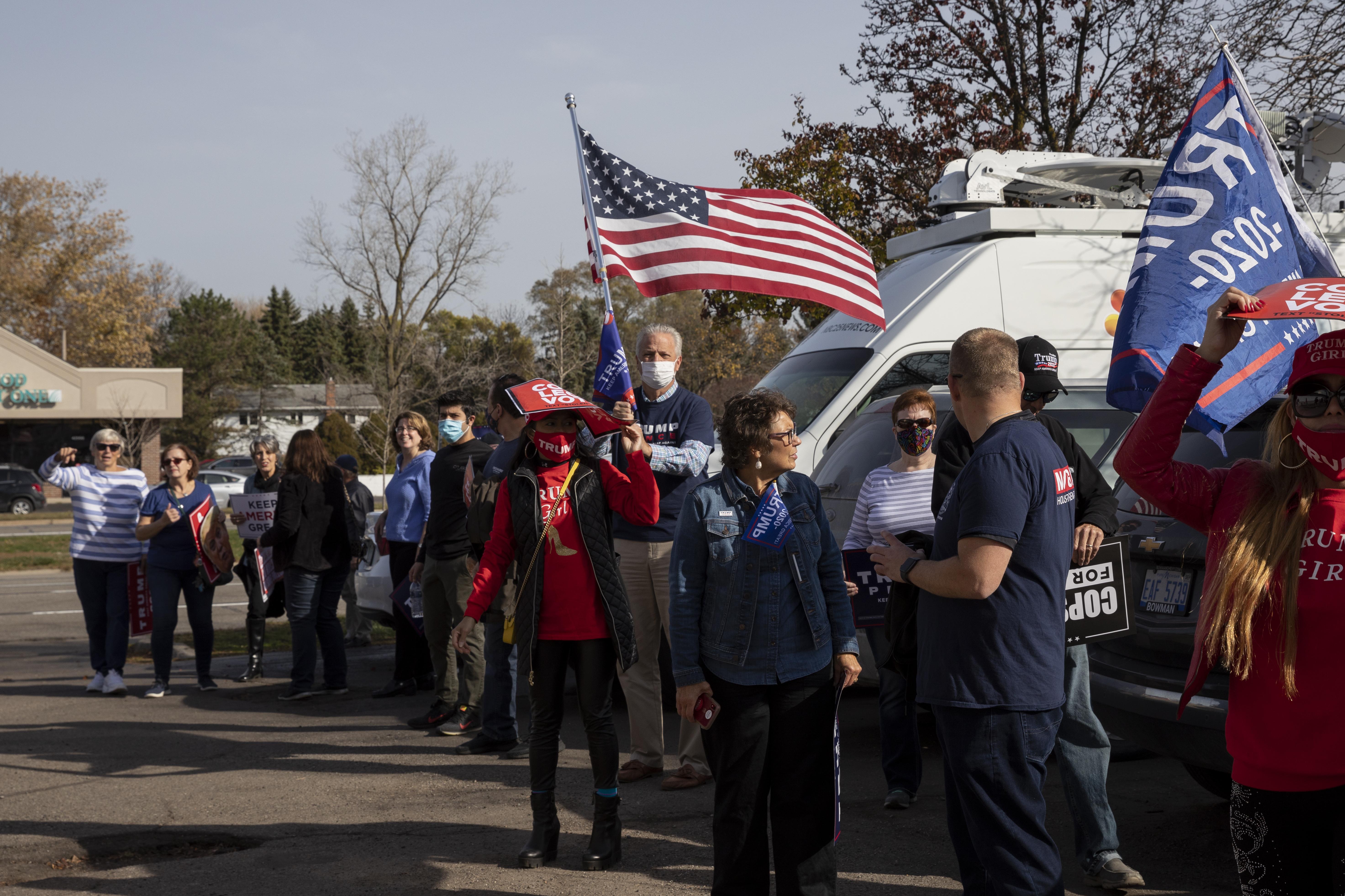 ¿Por qué tarda tanto el conteo de votos en EEUU?