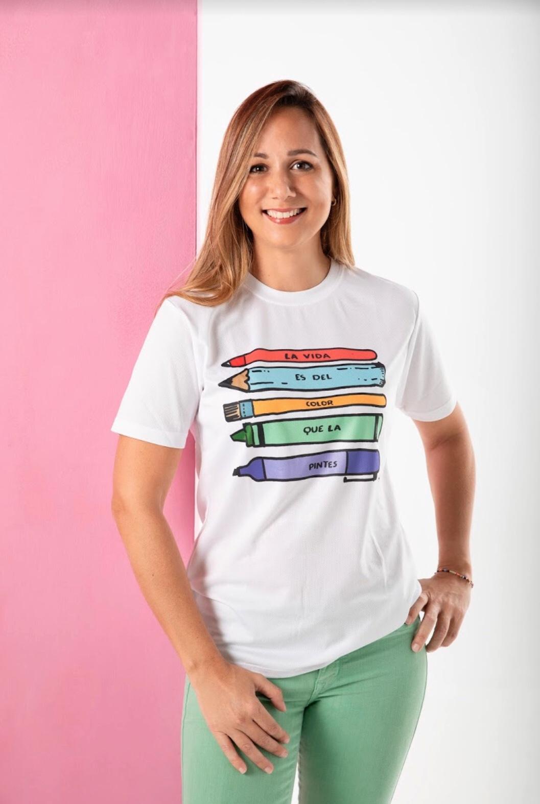 Fundación St. Jude invita a compra de tshirts pro recaudación de fondos para tratar 80 niños con cáncer
