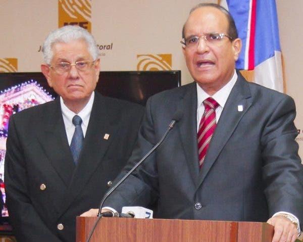 Julio César Castaños dice su gestión estabilizó finanzas de JCE; lee aquí su discurso íntegro