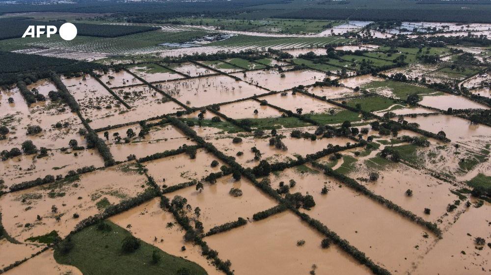Ciclón Eta deja decenas de muertos por derrumbes e inundaciones en Centroamérica