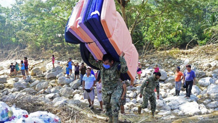 Honduras, Guatemala y Nicaragua en alerta máxima ante nuevo ciclón