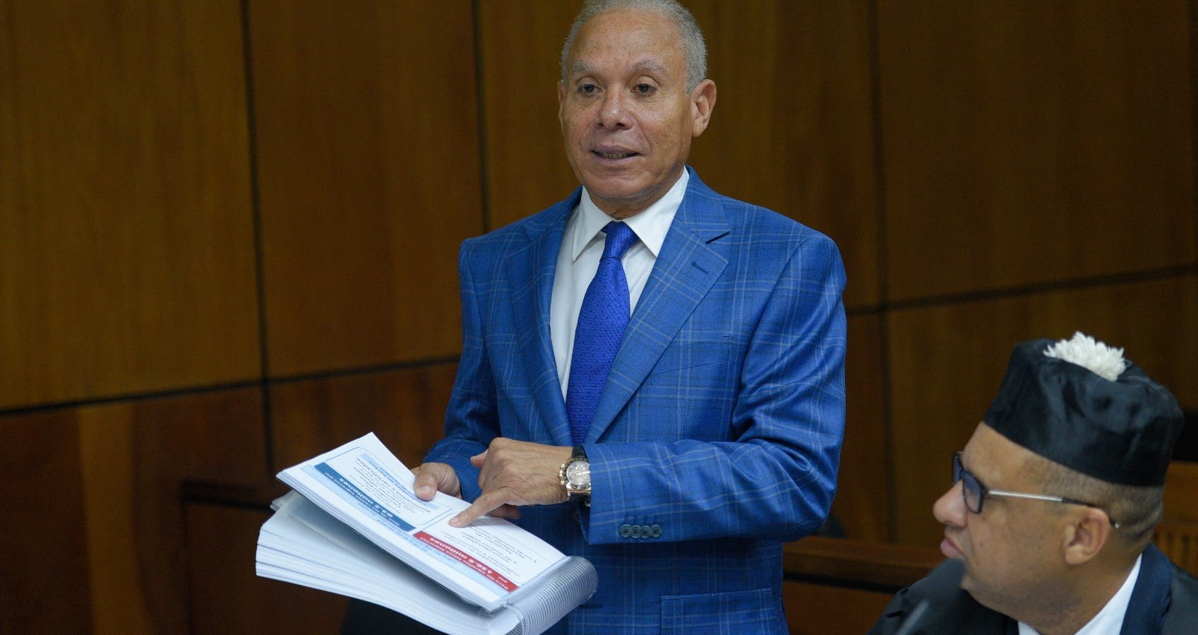 Caso Odebrecht | Ángel Rondón continúa su defensa