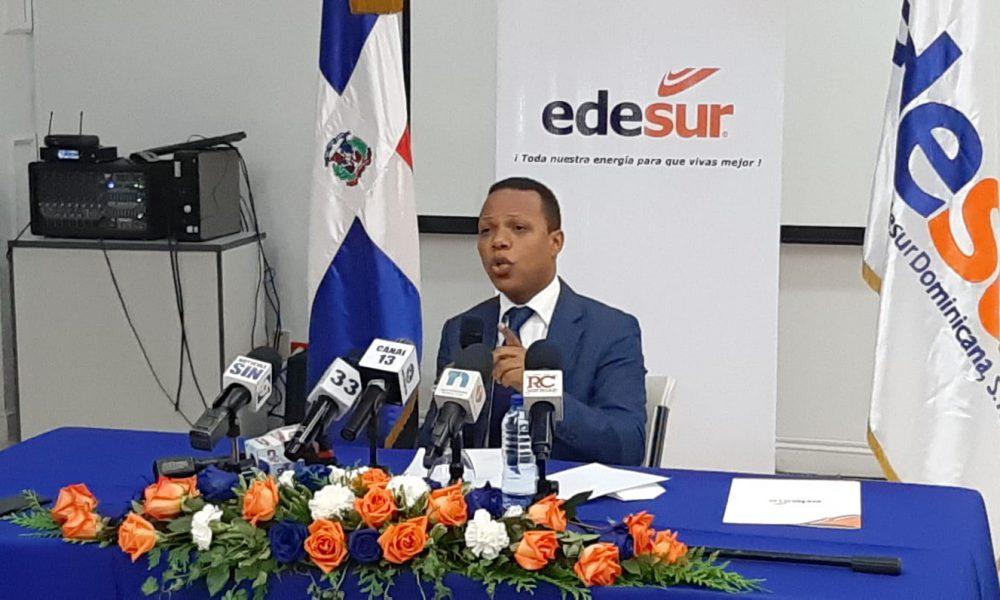 Video | EDESUR informa devolución de casi RD$60 millones a clientes por alta facturación