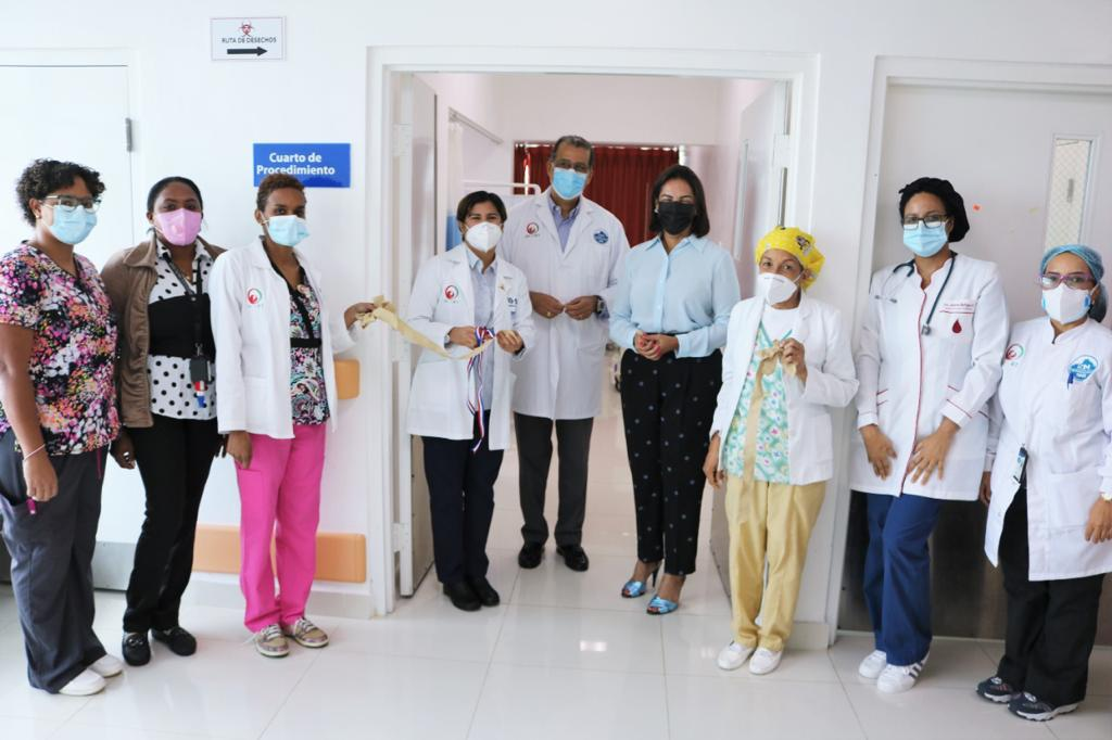 Inauguran Área de Procedimientos Centro de Pediatría INCART