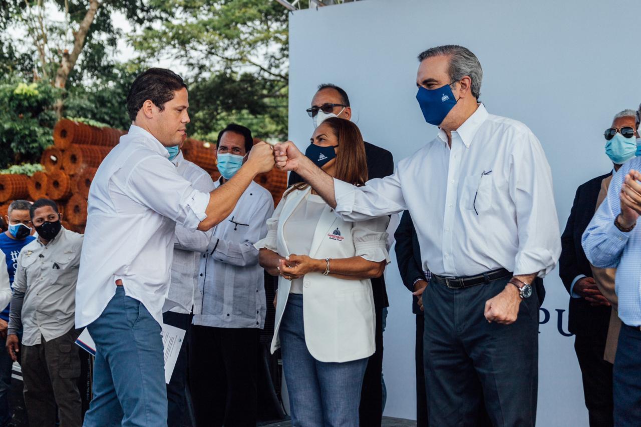 Reinician trabajos de construcción Hospital Regional San Vicente de paul