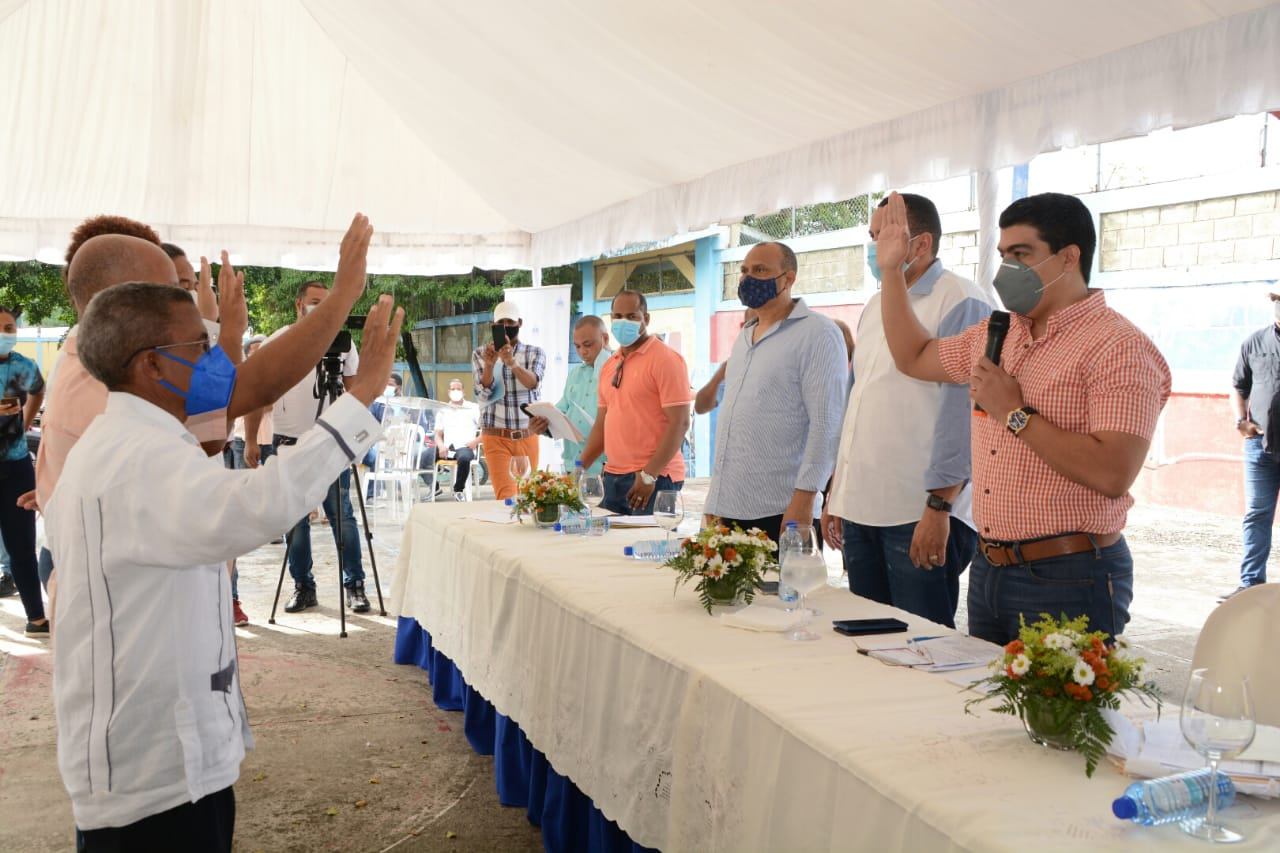 CAASD establece acuerdo de colaboración para el desarrollo sostenible de La Zurza