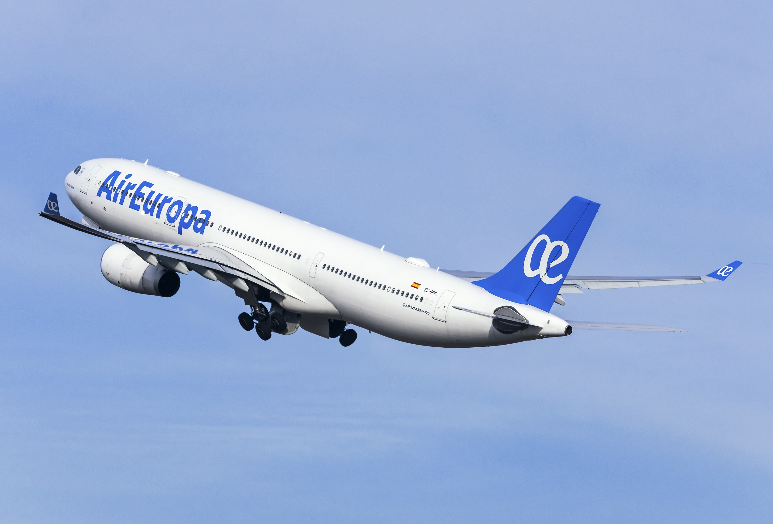 Air Europa presenta nuevo servicio Fare Family Flex