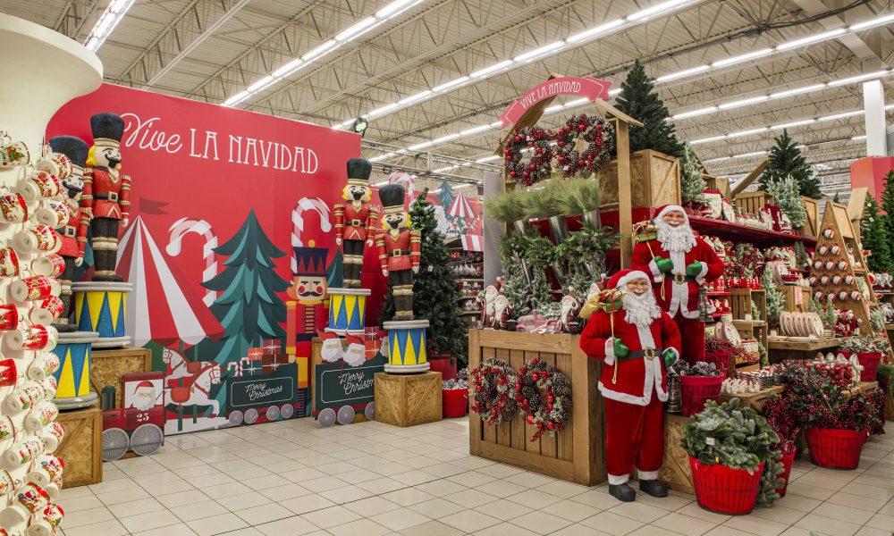 Jumbo inaugura Vive la Navidad 2020