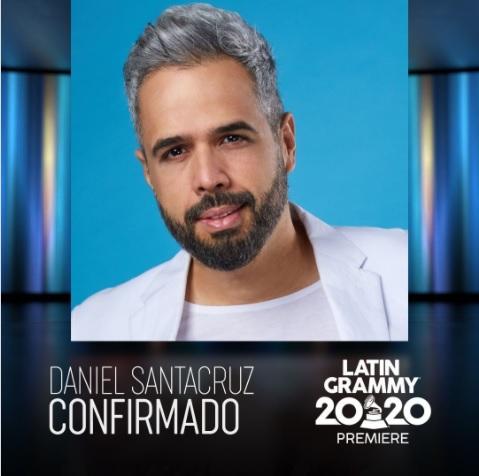 Daniel Santacruz cantará en La Premiere del Latin Grammy