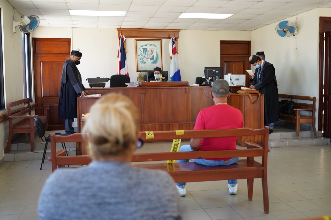 Poder Judicial celebró 5,559 audiencias presenciales durante octubre