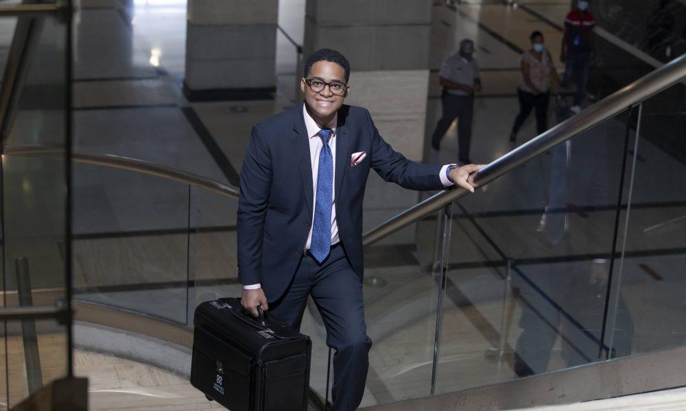 Jurista Félix Tena se suma al equipo de la Procuraduría