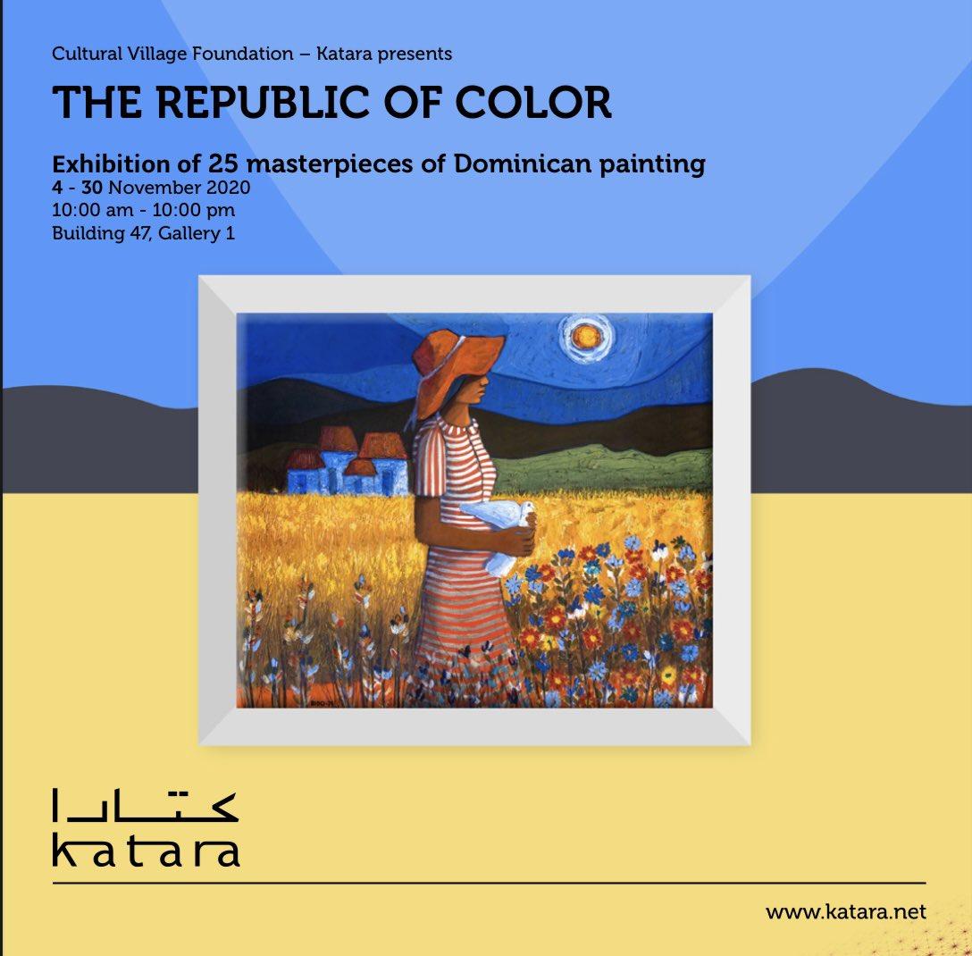 """Celebran """"La República del Color"""" en Qatar"""
