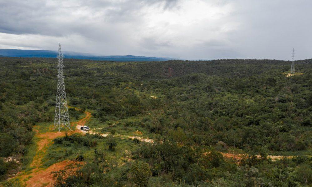 ETED reinicia construcción de línea de transmisión a 138 kV Juancho-Pedernales