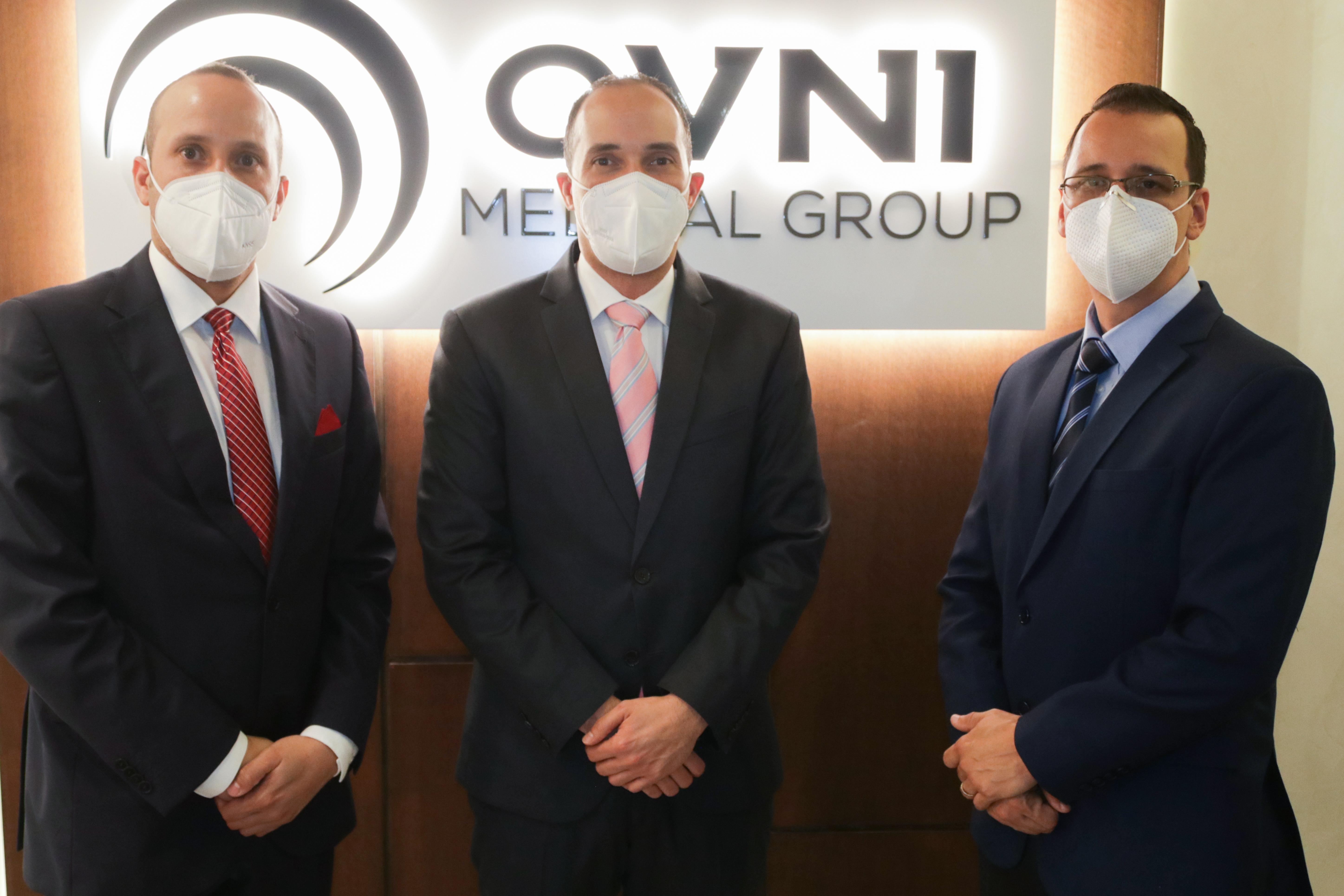 Inauguran instalaciones de OVNI Medical Group
