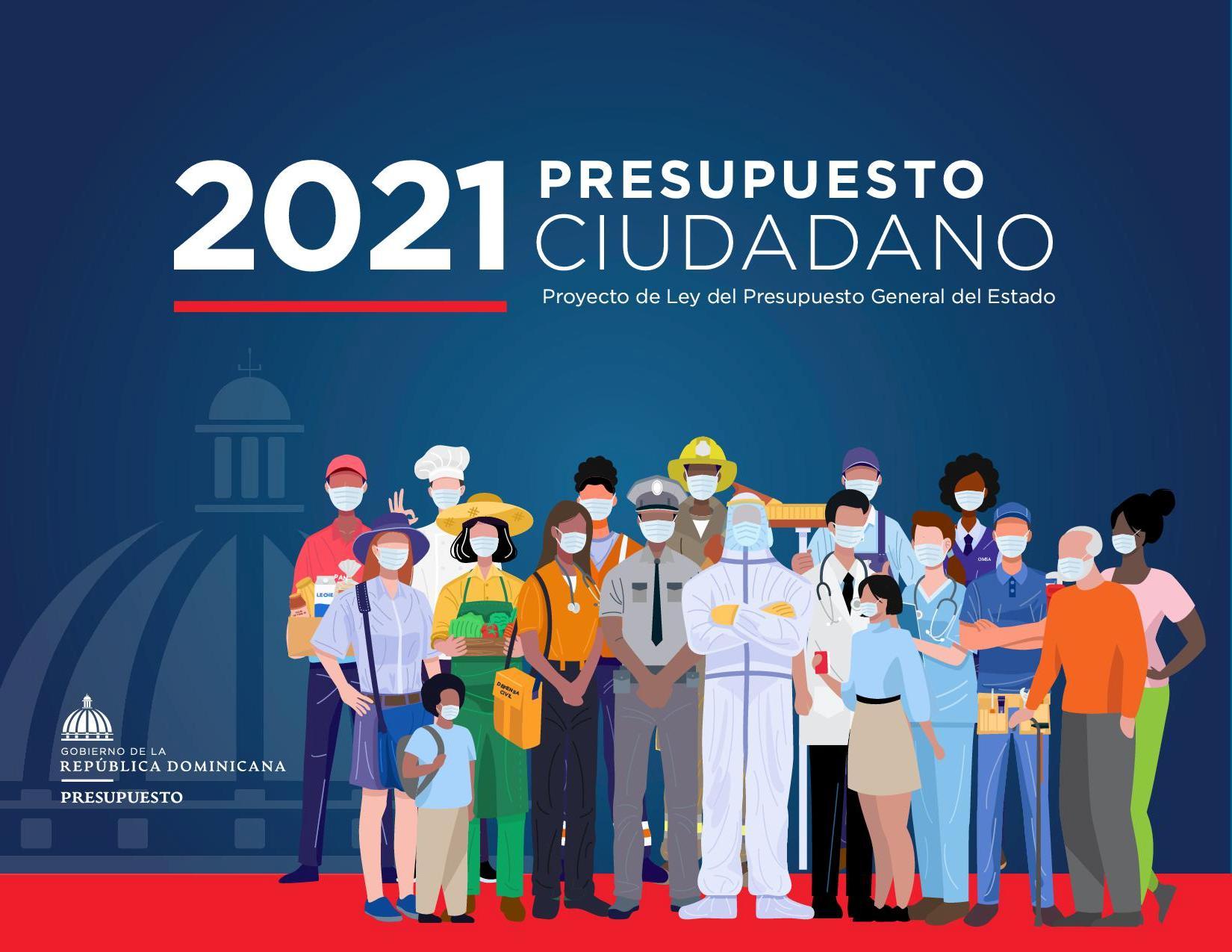 DIGEPRES da a conocer el Presupuesto General del Estado 2021